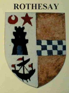 Rothsay Coat of Arms