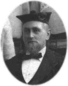 Superintendent William McIntosh
