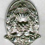 Cap badge 1930-75