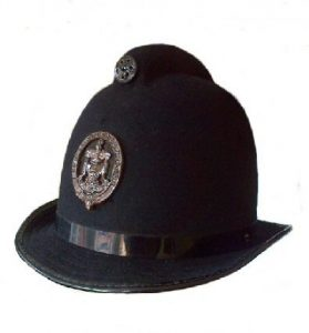 Glasgow Police Helmet 1868