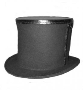 Glasgow Top Hat 1800