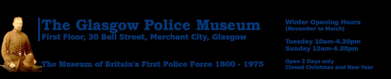 Glasgow Police Museum
